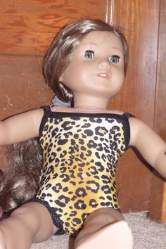 American Girl Doll Clothes Swimsuit Or Bathing Suit