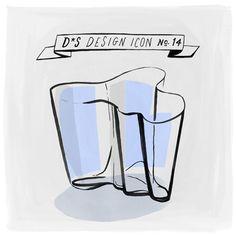 design icon alvar aalto vase - Aalto Vase