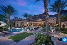 Portfolio of AZ luxury custom homes in Paradise Valley, Scottsdale, Silverleaf and Phoenix from Desert Star Construction, premier custom home builders in Arizona