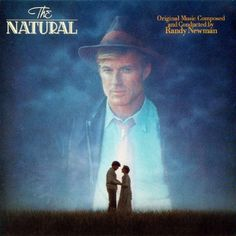 """""""The Natural"""" (1984, Warner Brothers).  Music from the movie soundtrack."""