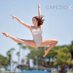 #HillikerKalani modeled for capezio