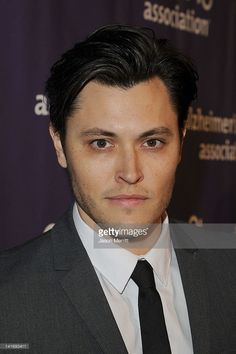 Actor Blair Redford attends 'A Night at Sardi's' to mark the 20th anniversary of the Alzheimer's Association at The Beverly Hilton Hotel on March 21, 2012 in Beverly Hills, California.