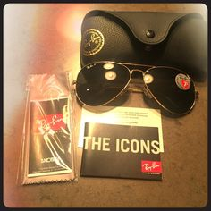 aea1501ad40 Ray Ban RB3025 001 58 Aviator I have a pair of Ray Ban RB3025 001