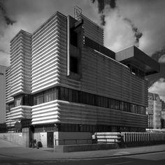Concrete building in Birmingham — Picture: Andy Spain