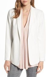Vince Camuto Texture Base Blazer (Regular & Petite) available at #Nordstrom