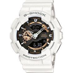 G-Shock GA-110RG-7AER watch - Rose Gold
