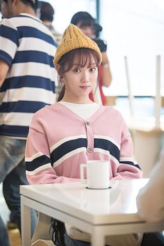 Lee Sung Kyung Photoshoot, Lee Sung Kyung Fashion, Nam Joo Hyuk Lee Sung Kyung, Sung Hyun, Korean Actresses, Korean Actors, Actors & Actresses, Weighlifting Fairy Kim Bok Joo, Korean Girl