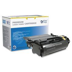 Elite Image Remanufactured Extra High Yield Toner Cartridge Alternative For Lexmark T654