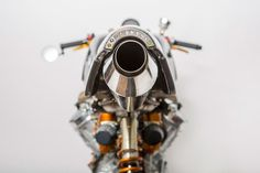 """After being inspired by Honda CX500s from overseas, Wena Customs built their first custom bike dubbed """"The Twister."""""""