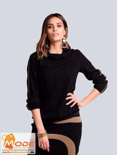 Wie wäre es mit einem neuen Lieblingsstück? Dieses Shirt von Alba Moda wartet bereits auf Sie Mit kontrastfarbige... #BAUR #AlbaModa #Rabatt #25 #Marke #Alba #Moda #Farbe #schwarz #Material #Elasthan #Viskose #Onlineshop #BAUR #Damen #Bekleidung #Damenmode #Jersey #Shirts #Sale #Sweatshirts | sportliche Outfits, Sport Outfit | #mode #modeonlinemarkt #mode_online #girlsfashion #womensfashion Alba Moda, Sport Outfit, Mode Online, Blouse, Long Sleeve, Sleeves, Material, Tops, Sweatshirts