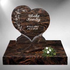 Grabstein-Neuheiten Fulda Grave Plaques, Memorial Stones, Stone Sculpture, Card Box Wedding, Funeral, Markers, Design, Pink Plates, Plastering