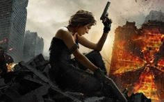 WALLPAPERS HD: Resident Evil 6 The Final Chapter