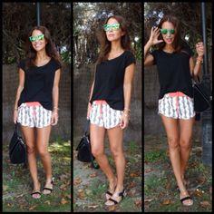 Paula Echevarria - summer outfit