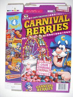 Cardboard Crafts, Cardboard Playhouse, Cardboard Furniture, Breakfast Cereal, Breakfast Items, Crunch Cereal, Cereal Killer, Food Advertising, Breakfast Of Champions