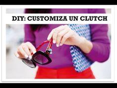 En este vídeo os enseño una manera muy chula de customizar un bolso de mano o clutch.     Esta es la herramienta que os recomiendo en el vídeo:   http://www.bloglovin.com/en/blog/1082042/b-a-la-moda