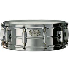 "Pearl 14"" x 6.5"" Sensitone Steel Snare Drum $232.99"