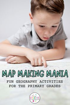 Are you a primary grade teacher who would like to incorporate some engaging, hands-on activities into your social studies lessons? In this blog post, I share two of my (and my students'!) absolute favorite activities that help teach mapping skills: map flip books and a map building project I call Paper Towns. I hope you love them as much as we do!