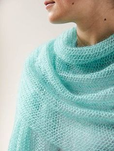 Free Knitting Pattern for Easy One Row Repeat Open Air Wrap - This shawl is knit. Free Knitting Pattern for Easy One Row Repeat Open Air Wrap – This shawl is knit… Source by fri Lace Knitting Patterns, Lace Patterns, Knitting Stitches, Knitting Designs, Scarf Patterns, Knitting Tutorials, Knitting Machine, Stitch Patterns, How To Purl Knit