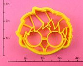Cute Harry Potter Cookie Cutters