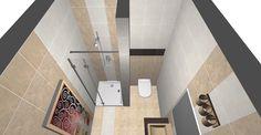 Znalezione obrazy dla zapytania prysznic i toaleta ścianka oddzielająca