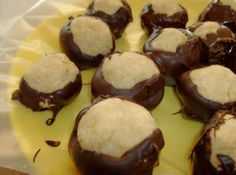365 Days of Slow Cooking: Day 320: Buckeyes