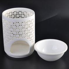 home decor ceramic oil warmer