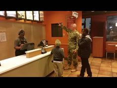 He Caught A Soldier Doing This To 2 Boys At Taco Bell Now The Video Is Going Viral...