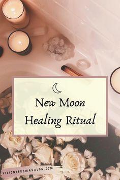 Full Moon In Libra, Next Full Moon, Capricorn Moon, Rituals Set, New Moon Rituals, Full Moon Ritual, Spiritual Bath, Spiritual Cleansing, New Age