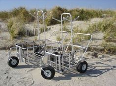 Beach Carts | Phoenix Coach Works