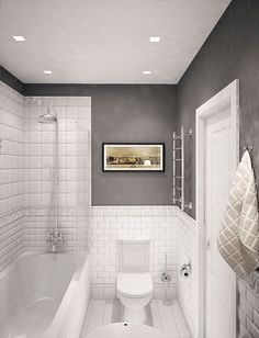 Simple Bathroom Shower Makeover Decor Ideas to Upgrade Your Bathroom Bathroom Design Small, Bathroom Layout, Bathroom Interior Design, Bathroom Colour Schemes Small, Small Vintage Bathroom, Bathroom Colours, Bath Design, Interior Ideas, All White Bathroom