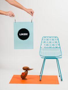 ADR. ØSTERVÅG GRAPHIC PROFILE | #melvaeroglien - See more of our #design work at → m-l.no