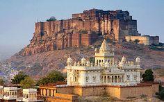 Mehrangarh Fort Agra