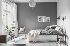 Silver Living Room Decor Elegant Themes Ideas — Home Design Ideas silver living room decor - Living Room Decoration Grey Bedroom Design, Grey Bedroom Furniture, White Furniture, Bedroom Wall, Bedroom Decor, Furniture Ideas, Bedroom Designs, Furniture Removal, Bedroom Design Minimalist