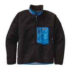Patagonia Men\'s Classic Retro-X\u00AE Fleece Jacket - Black BLK