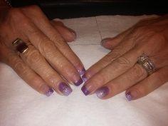 #purplenails #nails #hollyashton