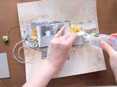 """Elena Morgun - step-by-step LO tutorial """"Always and forever"""" - YouTube"""