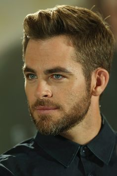 Chris Pine attends the 'Star Trek Into Darkness' Press Conference at Hotel Adlon on April 29, 2013 in Berlin, Germany.