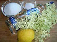bushcooks kitchen: Holunderblütenlikör