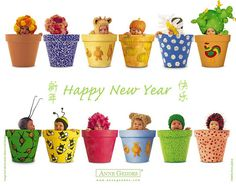 Anne Geddes Baby  Wallpapers (Vol.05)  - Anne Geddes Baby Pictures  - Adorable Baby in Pots  1