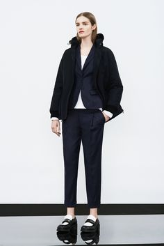 Jil Sander Navy | Fall 2014 Ready-to-Wear Collection | Style.com