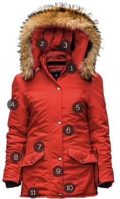 Smarka by North Aware; Smart Jackets, Cold Weather Gear, Winter Coat, Canada Goose Jackets, Parka, Cool Stuff, Stuff To Buy, Style Me, Winter Fashion