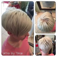 26392 | by short hairstyles and makeovers