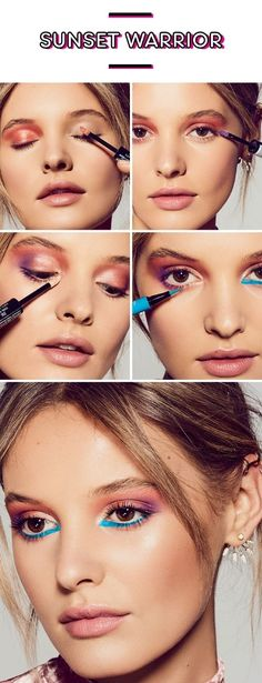 Pick up a brush and start painting with L'Oréal Paris Infallible Paints Eye Shadow.