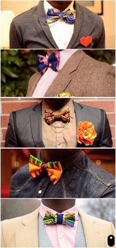 Men's Fashion: Bow-ties | LBV ♥✤ | KeepSmiling | BeStayHandsome #bow #tie #pattern