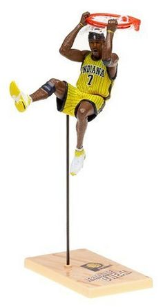 McFarlane Toys NBA 3 Inch Sports Picks Series 3 Mini Figure Jermaine O Neal Indiana Pacers ** Visit the image link more details. Note:It is affiliate link to Amazon.