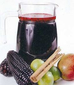 Chicha morada: soft drink
