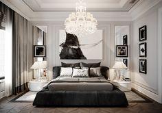 Двухуровневые апартаменты. Часть 2 - Галерея 3ddd.ru