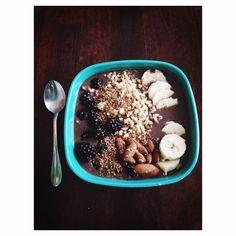 Berry Delicious Coconut Acai Bowl