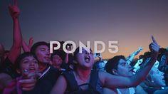 Screaming fans - Video de Stock | by BucleFilms