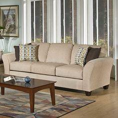 559 stationary sofa by united furniture industries gardiners furniture sofa baltimore towson pasadena bel air w reasonably priced furniture
